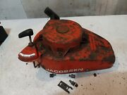 Vintage Jacobsen Commercial Push Walk Behind Lawn Mower Recoil And Motor Cover