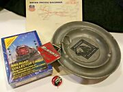Vintage Railroad Collectibles Lot - New Items Added - Updated