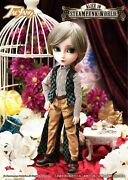 Pullip Taeyang Dodo In Steampunk World T-256 2016 Sold Out Nrfb Groove