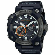 New G-shock Frogman Gwf-a1000xc-1a Solar200m Diver-level Water-resistant Watch