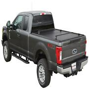 Pace Edwards Ultragroove-andlaquo Metal Tonneau Cover Kit For 2019 Ford F-150 Raptor Cd