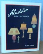 Aladdin Electric Lamps By J.w. Courter 1987