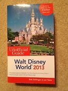 3 Walt Disney Trading Pins + The Unofficial Guide To Walt Disney World 2013 Book