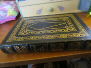 Easton Press Leather Book - Dracula By Bram Stoker - 100 Greatest Books
