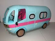 Lol Doll Omg 2 In 1 Fashion Glamper Camper Truck Van Playset Accs. And 11 Dolls