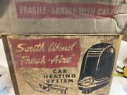 Antique Heater For Cars,rat Rods,trucks In Box Uninstalled 1930s 40s 50s