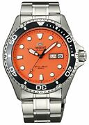 Orient Watch Faa02006m9 With Box Ray Raven Ii Diver Automatic With Manual Windi