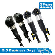 Front Rear Left Right Air Suspension Struts Fit Bmw G11 G12 740 745 750 2015-