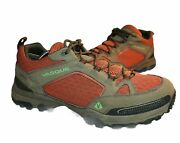 Vasque Womens Inhaler Low Gtx 7303 Low Top Lace Up Hiking Shoes Size 10.5 🔥