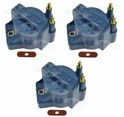 Standard Ignition Set Of 3 Ignition Coils For Shelby Series 1 1999-2000