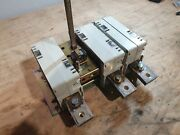 Used Working Abb Stromberg Oetl 1600kv12 Switch Disconnector, 1600a