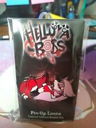 Helluva Boss Enamel Pin - Pin-up Loona - Limited Edition Valentineand039s Sold Out -
