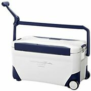 Shimano Cooler Box 25l Spaser Light With Casters 250lc-125p For Fishing 25l