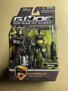 New Sealed Hasbro Gi Joe Rise Of Cobra Barbecue Toys R Us Exclusive Firefighter