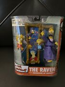 The Simpsons The Raven From Treehouse Of Horror Mcfarlane