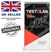 Testolan The Ukand039s Best Selling Testo Booster 120 Capsules