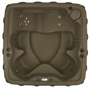 Ships End Oct 🌞 5-person Hot Tub - 29 Jets - Plug And Play Model - Ozone - Brown