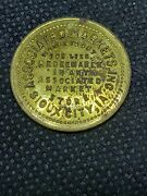 Sioux City,ia. Token, See Pictures L1295