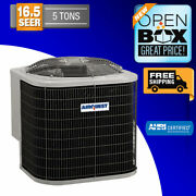 5 Ton 16.5 Seer Heil/icp Air Conditioner Condenser N4a660gkb Scratch And Dent