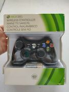 New Genuine Microsoft Xbox 360 Wired Controller Factory Sealed