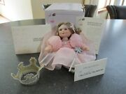 Marie Osmond Wizard Of Oz Glinda The Goos Witch Tiny Tots Doll Mib And Coa