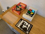 Wicked Boxed Mb Games Pocket Simon Vintage 1980 Handheld Electronic Game - Mint.