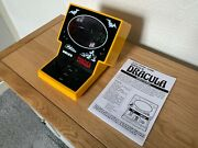 Rare Hales Dracula Vintage 1982 Vfd Tabletop Electronic Game - Extremely Good.