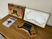 Very Rare Boxed Bandai Gunfighter Vintage 1980 Vfd Tabletop Electronic Game Mint