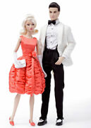 Fashion Royalty - Poppy Parker - Baby Itand039s You Gift Set 2012 Le 650 Mib