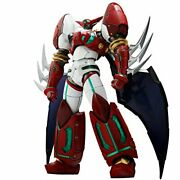 Riobot Shin Getter 1 Non-scale Die-cast And Abs-painted Pvc Action Figure
