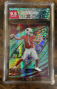 2019 Select Field Level Dragon Scale Prizm Kyler Murray Rookie Rc Bgs Hga 9.5andnbsp