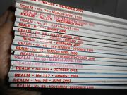 Realm The Magazine Of Britain's History And Countryside - Lot Of 19, 1994-2004