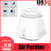 Home Air Purifier Cleaner Large Room Smoke Odor Removal Ozone Generator Ionizer