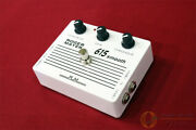 Roger Mayer 615 Smooth White Compressor Effect Pedals Shipped From Japan