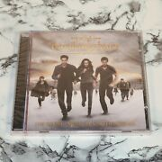 New - The Twilight Saga Breaking Dawn Part 2 - The Score By Carter Burwell Cd
