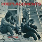 The Replacements Let It Be Brand New Record Lp Vinyl