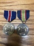 Missouri State Wwi And Mexican Border Service Medals 2 Medals