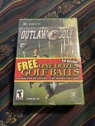 Outlaw Golf With Golf Balls Rarest Bundle For The Xbox