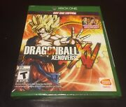 Dragonball Xenoverse Xv Day One Edition Xbox One Dlc Included Brand New