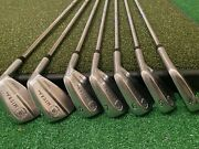 Miura Baby Blades 1957 Limited Edition 4-pw Dg Tour Issue X-100 Irons