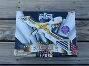 Mighty Morphin Power Rangers Legacy Falconzord Action Figure Open Box