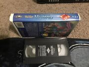 The Little Mermaid Disney Vhs 1989 Black Diamond Edition Banned Cover Works