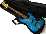 Limited Editions Fender Fsr Made In Japan Hybrid 60s Jazz Bass Quilt Top