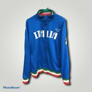 Five Star Vintage By Blue Marlin Full Zip Italia Italy Size Large Jacket