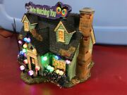 Department 56 Snow Village Halloween Glares And Stares , Lighted House