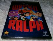 Wreck-it Ralph Dvd, 2013 New And Sealed