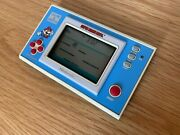 Nintendo Game And Watch Super Mario Bros Vintage 1988 Lcd Game - Awesome / Mint.