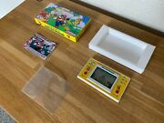 Ultra Rare Nintendo Game And Watch Mario The Juggler Mb-108 Vintage 1991 Lcd Game.