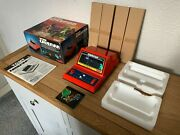 Awesome Boxed Tomytronic Caveman Vintage 1982 Game - Pristine/complete - N.o.s.