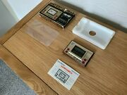 Rare Boxed Nintendo Game And And Watch Manhole Mh-06 Vintage 1981 Lcd Game - Mint.